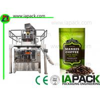 China Multi-heads Weigher and Zipper Stand Up Pouch Bag Sachet Rotary Packing Machine. on sale