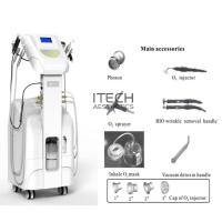 Multi - Functional Oxygen Skin System PDT Vacuum Wrinkle Removal Skin Care Beauty Equipment G228a Manufactures