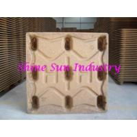 China Compressed Wooden Pallet on sale