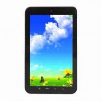 China MID with GPS, 3G, Bluetooth, Cortex A9/Dual-Core CPU, 3D Game and Phone Calling on sale
