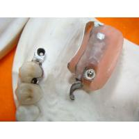China Dental Lab Customized Precision Partial Dentures Stain Resistant Long Lasting on sale