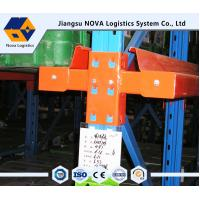 Anti - rust Steel Selective Drive In Pallet Racking System Heavy Duty