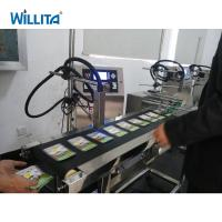Buy cheap High-speed Automatic Pagination Machine Paper Sheet Card Bag Counting Machine from wholesalers