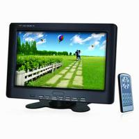 China TFT portable LCD monitor for laptop 9.2 inch widescreen CE FCC approved on sale