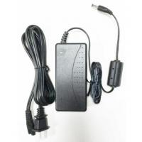 China ABS Plastic 12V 2.5A Wall Power Supply Battery Charger , Led Strips Transformer on sale