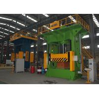 Buy cheap 1000 Ton Hydraulic Press Hydraulic Metal Press For Workshop Mitsubishi PLC Control from wholesalers