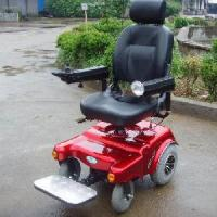 Power Wheelchair with Lights And Pretty Design Used At Night (New Model) (QX-04-06) Manufactures
