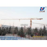 Cranetower QTP5210 52M Work Arm 5 tons Load Specifications Tower Craines Manufactures