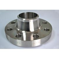Long Weld Neck Duplex Stainless Steel Flanges ASTM A182 F316Ti LWN Flange B16.5 Manufactures