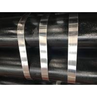 Seamless structural steel pipe , 12CrMo / 15CrMo / 35CrMo steel water pipe Manufactures