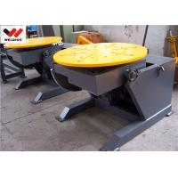 Assistant Tilt/Turn Welding Positioners Which Can Be Supplied For Interfacing with Robot or Column and Boom Manufactures