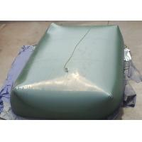 Light Weight PVC Coated Fabric Bladder Water Tank For Liquid Storage Manufactures