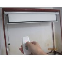 Buy cheap Projector Electric Screen With Remote Control Can Make 2D 3D Seamless Screen from wholesalers