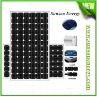 China 320w mono solar panel / solar module mono-crystalline quality approved for cheap sale on sale
