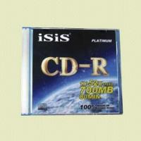 China CD Jewel Box, Available in Attractive Packaging According to Customers' Specifications on sale