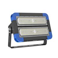 Ultra - Slim 50W - 600W Commercial Exterior LED Lights With GS SAA FCC Listed 130Lm/W Manufactures