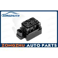 China Valve Block Compressed Air Valve , Distribution Valve Automotive Suspension Parts on sale