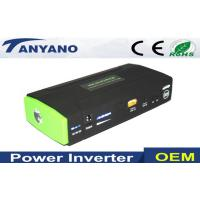 10A Car Jump Starter Emergency Power Supply Inverter With LCD Flashing Light Manufactures