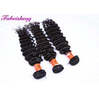 Buy cheap 100% Percent Pure Natural Virgin Human Hair Weft Indian Human Hair From India from wholesalers