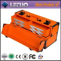 LT-MCP0136 alibaba china online shopping new product aluminum bag metal makeup case Manufactures