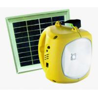 Portable Solar Lantern With Mobile Phone Charger Manufactures