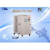 China 110v Water Softening Equipment / 5-30g Ceramic Ozone Water Softener System For Seawater Purification on sale