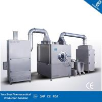 China Pillet Candy Film Coating Machine Low Energy Consumption And Small Floor Area on sale