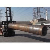 Nominal Wall Thickness A106 Seamless Pipe Durable For Structure Construction Manufactures