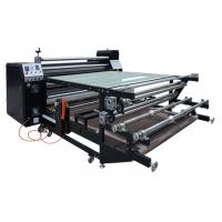 Heavy Duty Roller Industrial Heat Press machine With CE Approval Manufactures