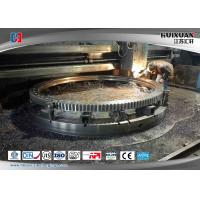 China Industrial Accurate Steel Forging Slewing Bearing 5000mm CNC Ring Rolls on sale