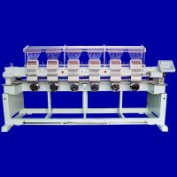 China High - Speed Colorful Multi Head Embroidery Machine Computerized Tajima Software on sale