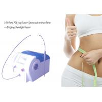 Nd Yag 1064nm Laser Liposuction System Body Slimming Portable Style Manufactures
