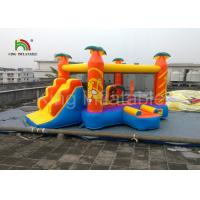 Outdoor Inflatable Jumping Jacks Jumping Castles , Kids Bouncy Castles for Commercial , Hire Manufactures