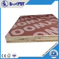 China 18mm cheap finger joint board formwork shuttering film faced plywood on sale