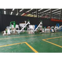 0.5-1t/h Small Feed Mill Plant for Cattle Chicken Pig Manufactures