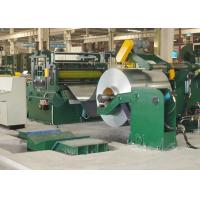 Quality Coil Cut To Length Line Machines for Galvanized Aluminum Stainless Steel for sale