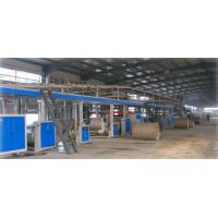 Best quality 5 Layers Corrugated Cardboard Production Line (Model WJ80-1850-II) Manufactures