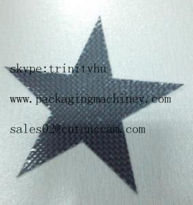 Quality aerospace composite prepreg material CNC cutter for sale