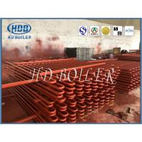 Buy cheap Coils Boiler Superheater And Reheater Claps Ovality Thickness Both Less Than 15% from wholesalers