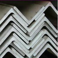 ASTM 316L HRAP / Hot Formed Stainless Steel Angle Bars For Chemical Industry, Vehicles, Ships Manufactures