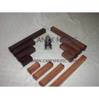 Ebony and Black Wood for Bagpipes and Folkloric Instruments Manufactures