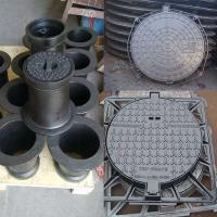 Heavy Duty Cast Iron Manhole Cover Valve Accessories For Construction En124 Standard Manufactures