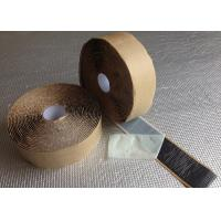 Quality Double Face Foam Rubber Butyl Mastic Tape Roofing Material Moisture Resistance for sale