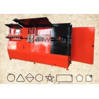 Industrial Hydraulic Automatic Rebar Stirrup Bending Machine Low Noise Save Power Manufactures