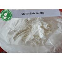 Pharma Grade Muscle Building Steroids Powder Methyltrienolone CAS 965-93-5 Manufactures