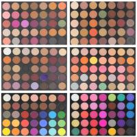 Private Label Cheap Cosmetic 35 Color Eyeshadow Palette In Stock Manufactures