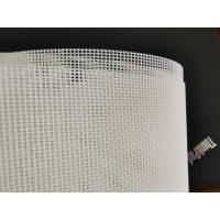 Food Grade White Mesh Screen Material , Nylon Screen Fabric Mesh Count 10-180T Manufactures