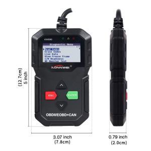 7 Languages Evap Leak Detector Smoke Machine OBD2 Auto Scan Tool STM32F103C8T6 IC Chip Manufactures
