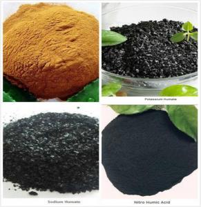 China Humic Acid/Fulvic Acid on sale