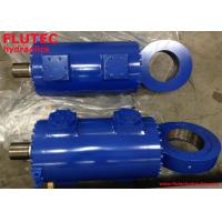 Cement Mill Double Ended Hydraulic Cylinder SGS Flutec Hydraulics Manufactures
